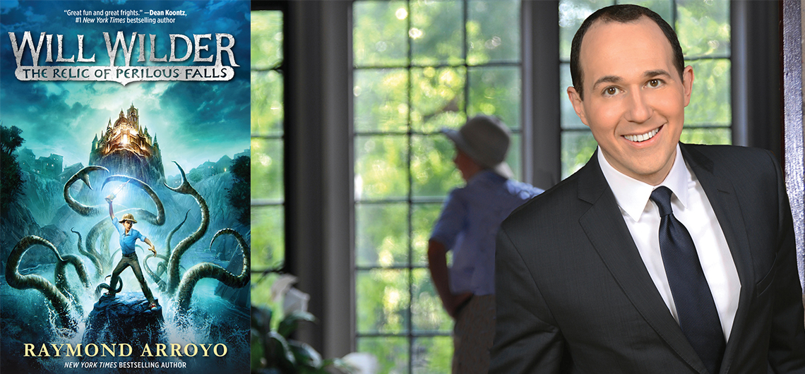Will WIlder by Raymond Arroyo